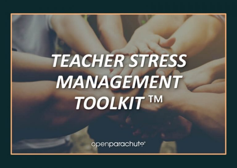 Teacher Stress Management Toolkit