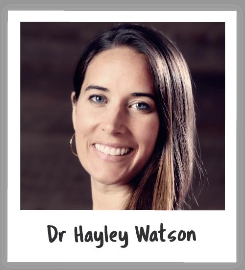 Dr Hayley Watson
