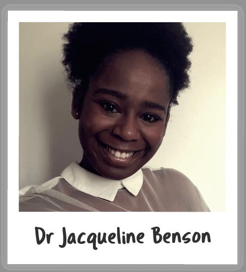 Dr Jacqueline Benson